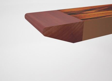 Knife Conference Table Edge