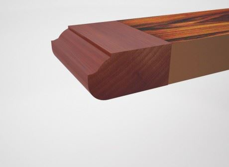 Ogee Conference Table Edge