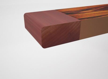 1/4″ Roundover Conference Table Edge