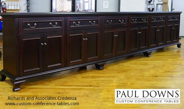 Richards and Associated Credenza