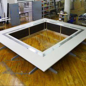 Sensata Modular Conference Table