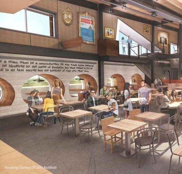 DogFish Head Brewery Rendering
