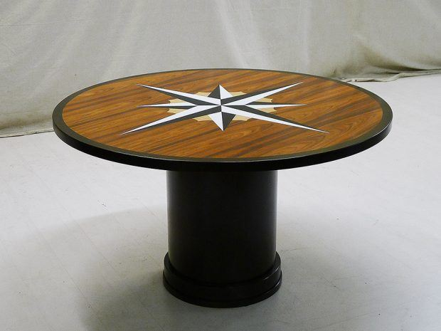 CB Round Conference Table