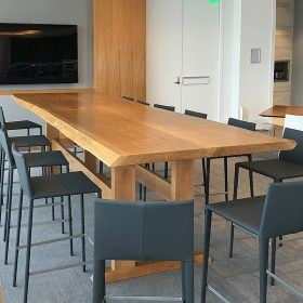 Goodwin Procter Communal Conference Table