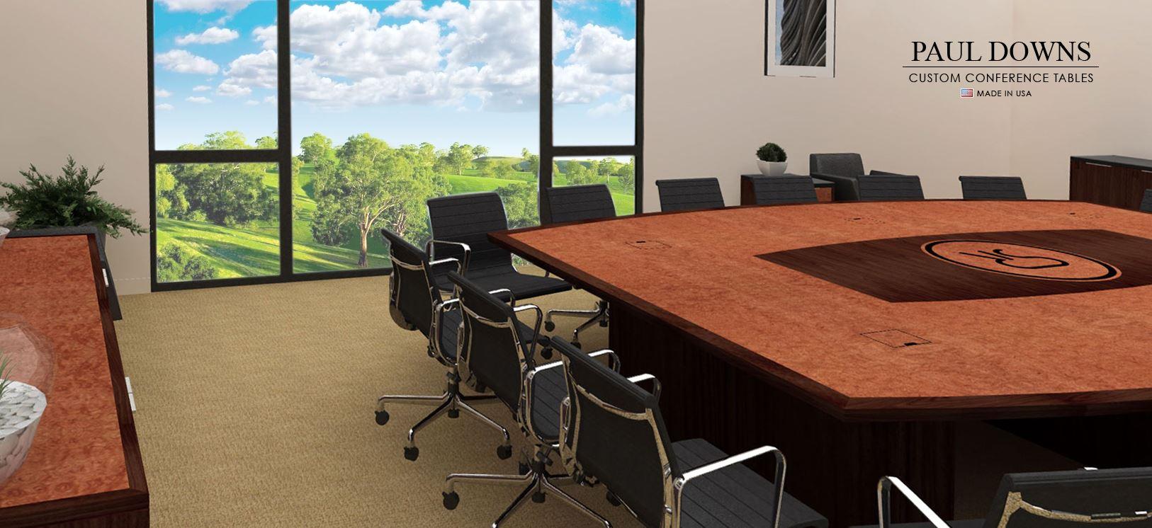Paul Downs Custom Furniture Project Spotlight Cabinetmakers