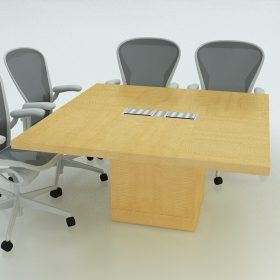 Dechert NY Modular Conference Table