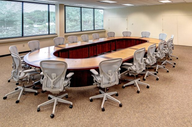 Danella Modular Conference Table
