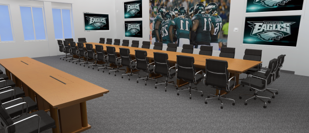 Eagles Modular Conference Tables