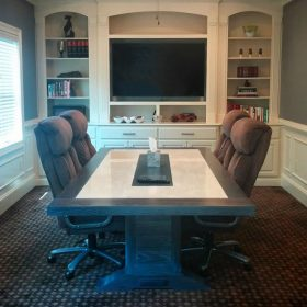 Finch Divorce Mediation Conference Table