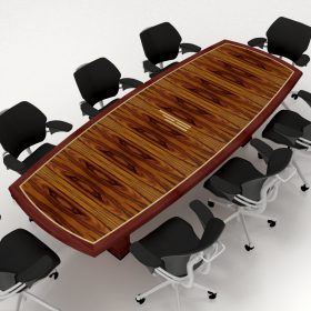 Conference Table Shapes Paul Downs Cabinetmakers - Conference table shapes