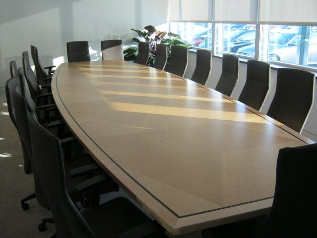 CubeSmart Conference Table