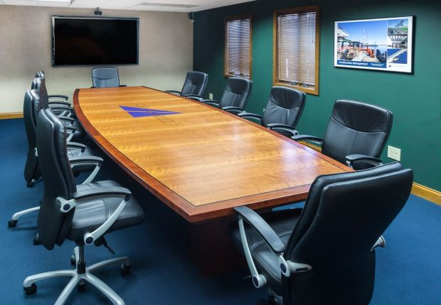 Churchill Engineers Modern Conference Table Paul Downs