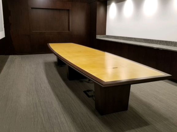 WatchGuard Boardroom Conference Table