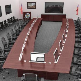 Conference Table Shapes Custom Conference Tables Paul Downs