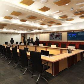 Senior Leadership Briefing Room