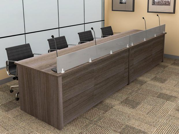 Convention Center Reception Desk