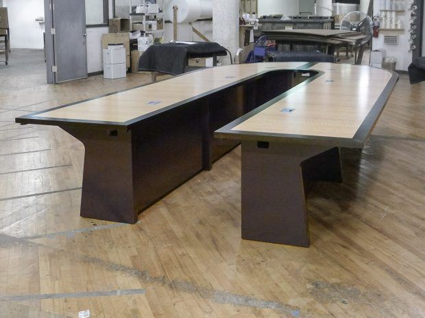 Mallinckrodt U-shape Modular Conference Tables