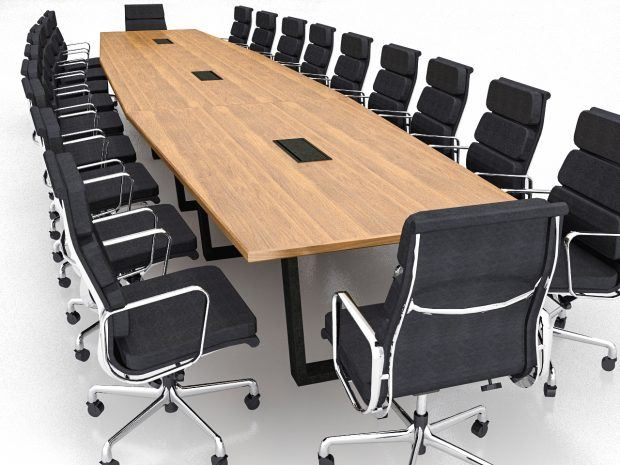 Peak 8 Construction Conference Table