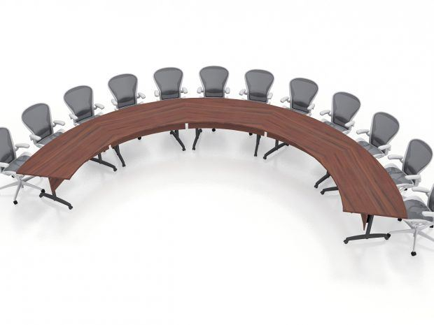 Lodge Grass Conference Table
