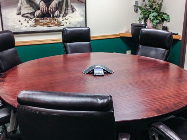 Hoey and Farina Conference Table