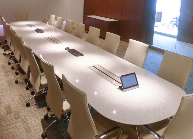 Financial Institution Conference Table