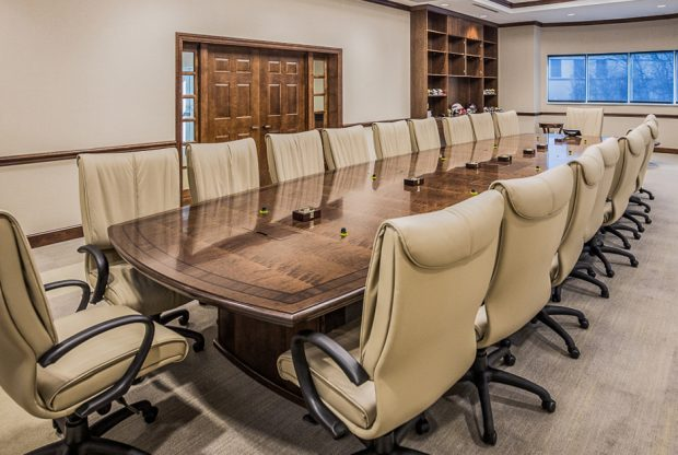 large office conference table