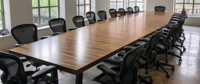 conference table style