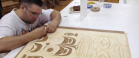 conference table logo process