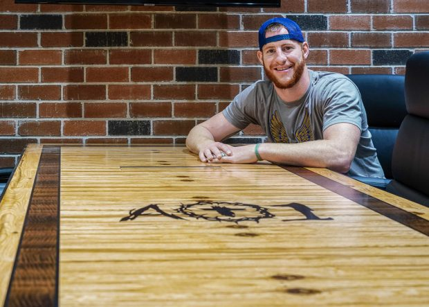 Carson Wentz AO1 Foundation Table
