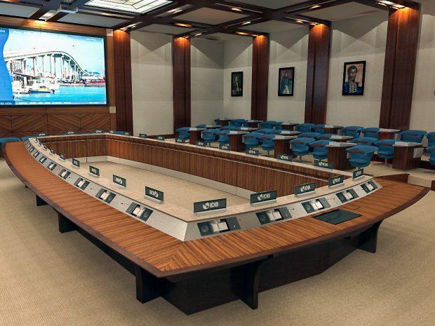 IADB Conference Table