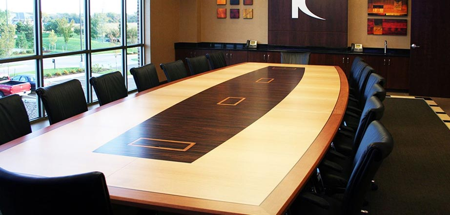 Custom Conference Tables Shapes