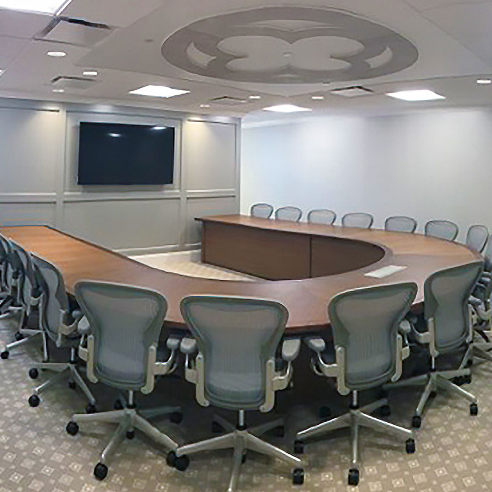 Custom Conference Tables - U Shape