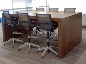 Spectrum Communal Conference Tables