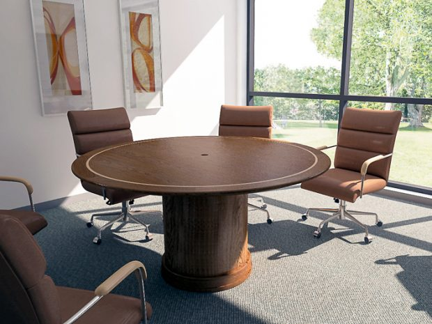 Essent Round Conference Table