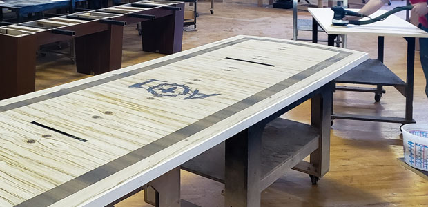 Building a Conference Table