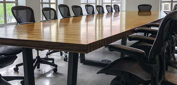 Large Conference Table
