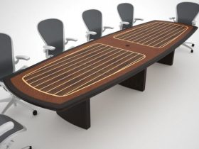 Chris Craft Conference Table