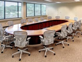 Danella Reconfigurable Conference Table