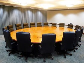 Gardner/Denver Conference Table