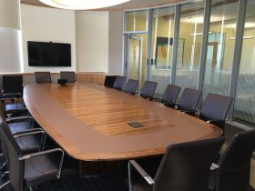 Harvard Chao Center Conference Table