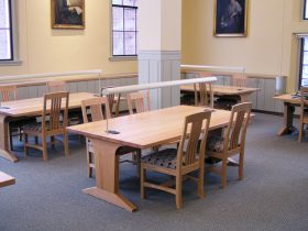 Harvard University / Radcliffe Institute – Conference Tables
