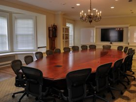 Harvard Conference Table