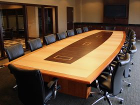 Kennedy & Coe Conference Table
