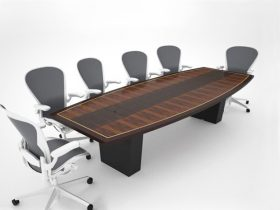 Little Foxwoods Conference Table