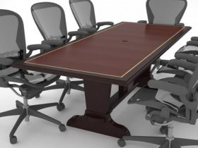 Manchester Capital Conference Table