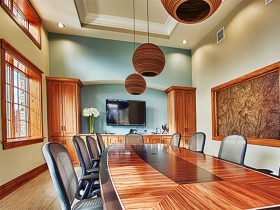 Rich Conference Table