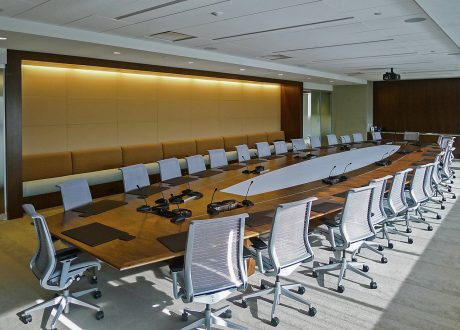 Boat Conference Table Shape