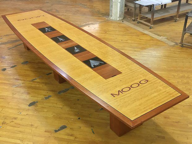 MOOG Boat Conference Tables