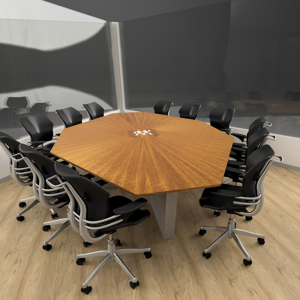 Large Conference Table – Size & Seating Guide  Paul Downs