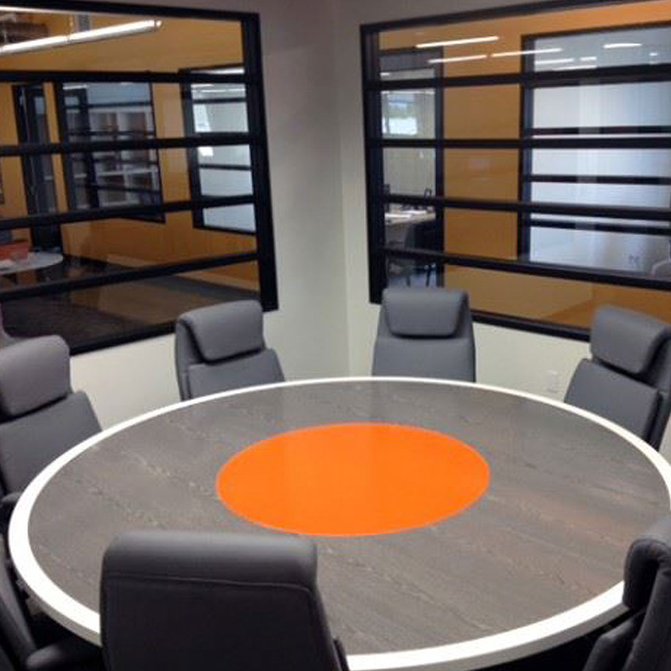 Large Conference Room Table – Size & Seating Guide  Paul Downs